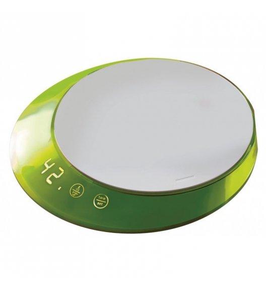 BUGATTI GLAMOUR Waga elektroniczna obciążenie do 5 kg - dotykowy wyświetlacz ZIELONY