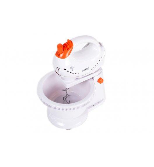 ODELO Mikser  - robot kuchenny z obrotowa miską 200 W pomarańczowy OD1151