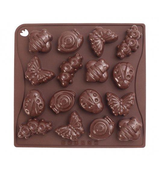 PAVONIDEA SUMMER forma na czekoladowe pralinki, 16 czekoladek /Btrzy