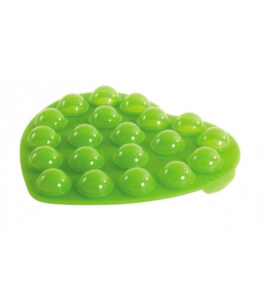 PAVONIDEA forma do lizaków, zielona, 20 porcji /Btrzy