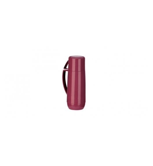 Tescoma Family termos z kubkiem, 0,5 L, czerwony
