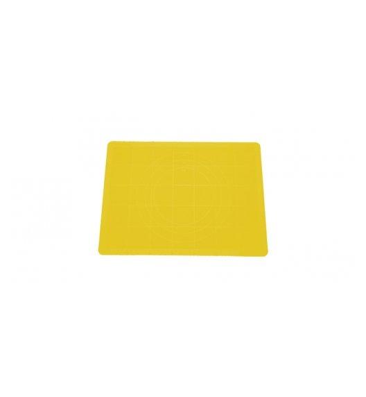 Stolnica silikonowa Tescoma Delicia 48x38 cm żółta, 629382.12