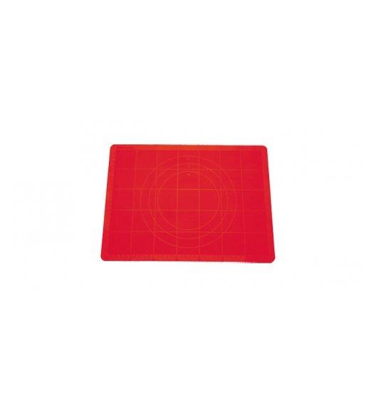 Stolnica silikonowa Tescoma Delicia 48x38 cm czerwona, 629382.20