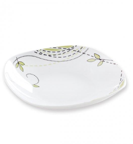 WYPRZEDAŻ! Tadar Listek talerz głęboki / salaterka, porcelana z motywem / LISTEKTG