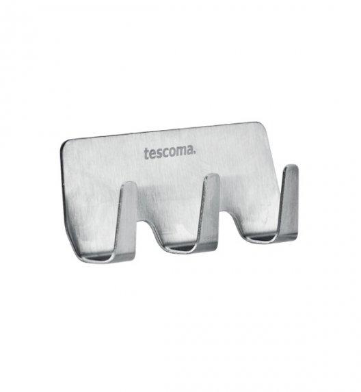 Tescoma Haczyk stalowy potrójny samoprzylepny PRESTO 420846.00 - zobacz film.