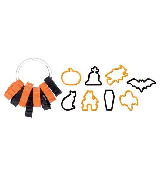 TESCOMAForemki do wykrawania Halloween DELÍCIA, 8 szt.  ZOBACZ FILM