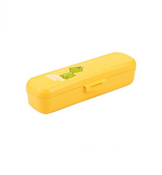 TESCOMA DINO Pojemnik na bagietkę, żółty