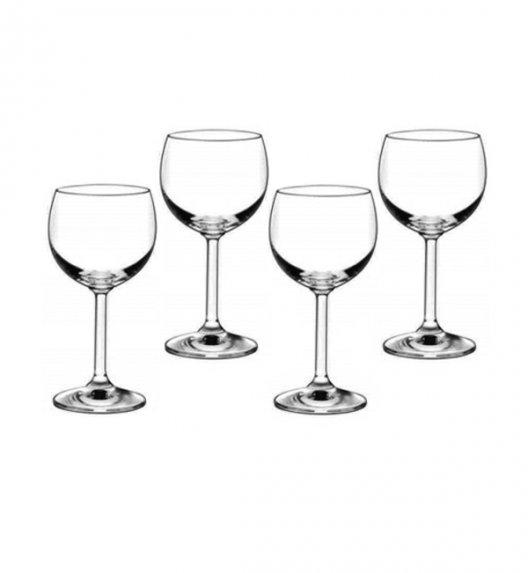 WYPRZEDAŻ! Krosno Brylant komplet 4 kieliszków do wina białego / BRWB4