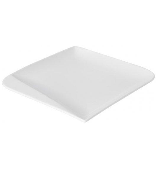 HOMEDELUX Talerz deserowy porcelanowy 19 cm biały HD12060 DELHAN