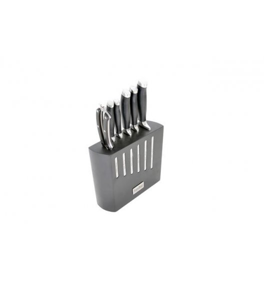 HOMEDELUX Zestaw noży kuchennych w bloku  7 elementów  HD12017 DELHAN
