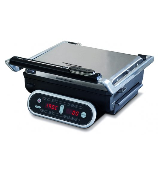 MORPHY RICHARDS Grill elektryczny Intelligrill 1500W VIDEO