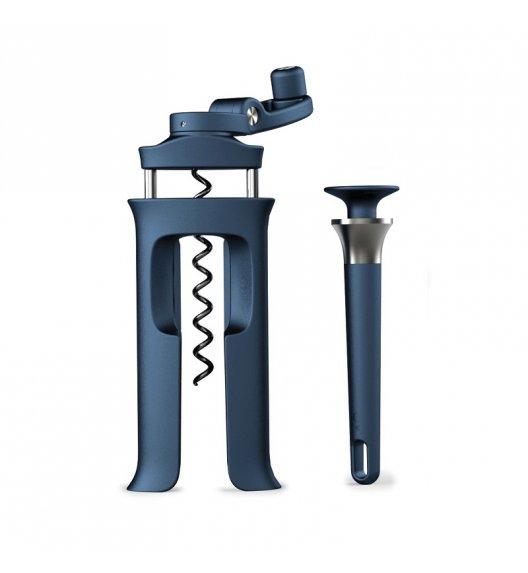JOSEPH JOSEPH Dwuczęściowy zestaw - korkociąg oraz otwieracz magnetyczny do butelek / Btrzy