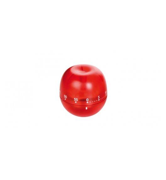 WYPRZEDAŻ! Tescoma Presto minutnik jabłuszko czerwony- zobacz film.