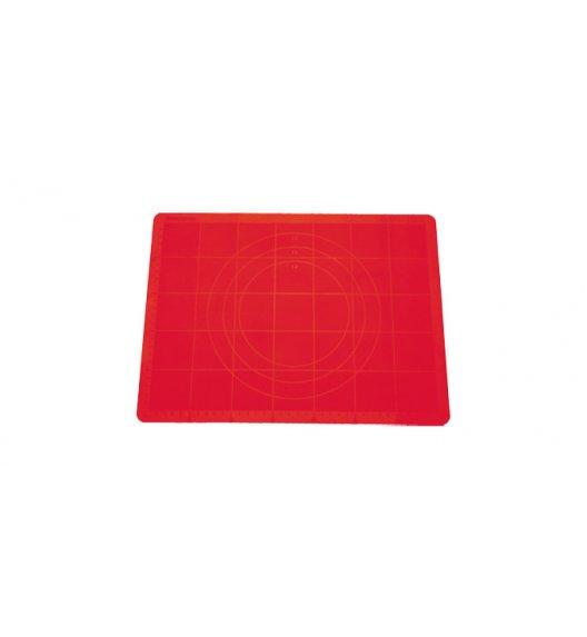 WYPRZEDAŻ! Stolnica silikonowa Tescoma Delicia 58x48 cm czerwona, 629384.20