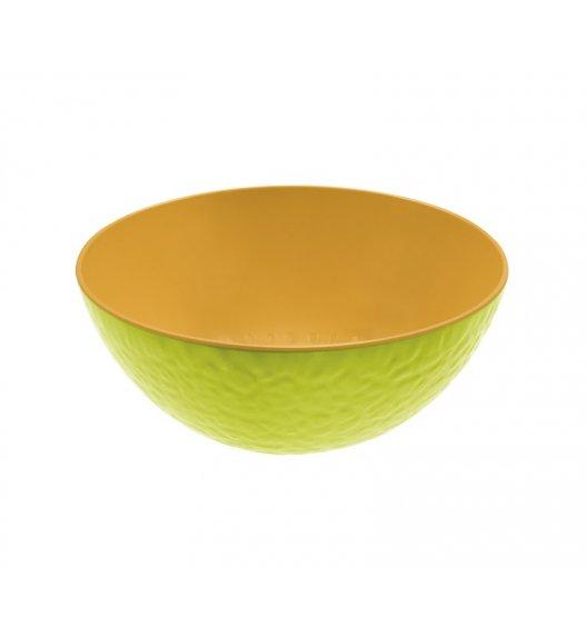 WYPRZEDAŻ! ZAK! DESIGNS Melon Miska zielono-pomarańczowa, 20 cm / Btrzy