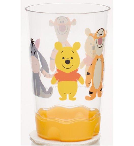 WYPRZEDAŻ! ZAK! DESIGNS Disney, Kubuś Puchatek, Szklanka dla dzieci, 0,27 ml /Btrzy