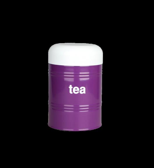 WYPRZEDAŻ! Pojemnik kuchenny na herbatę Tadar Vintage fioletowy.