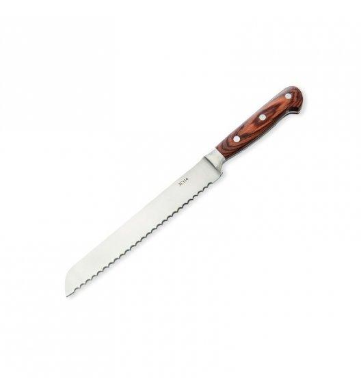STARKE Nóż kuchenny do chleba TAURON / długość ostrza 20 cm