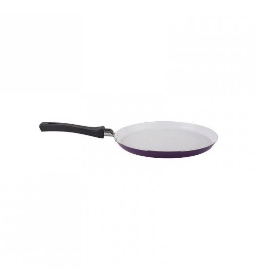 TADAR Ceramiczna patelnia do naleśników / 28 cm / fioletowa