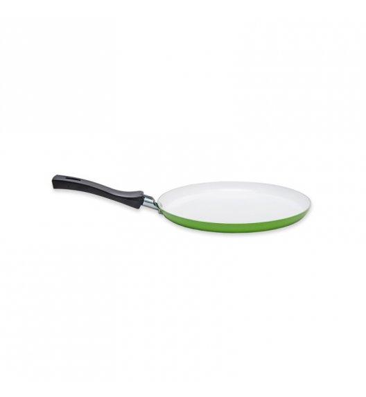 TADAR Ceramiczna patelnia do naleśników / 28 cm / zielona