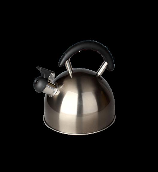 TADAR Czajnik nierdzewny 2,0 L KOGUT szary, indukcja
