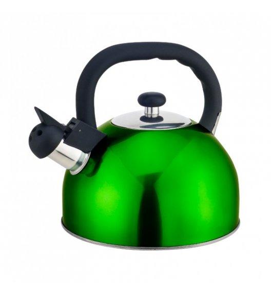 TADAR Czajnik nierdzewny 3,0 L SIMONE indukcja, zielony