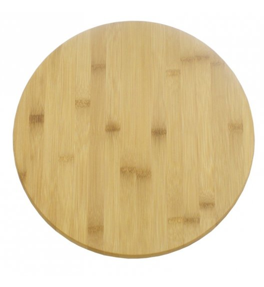 TADAR Deska bambusowa okrągła, obrotowa 35 cm