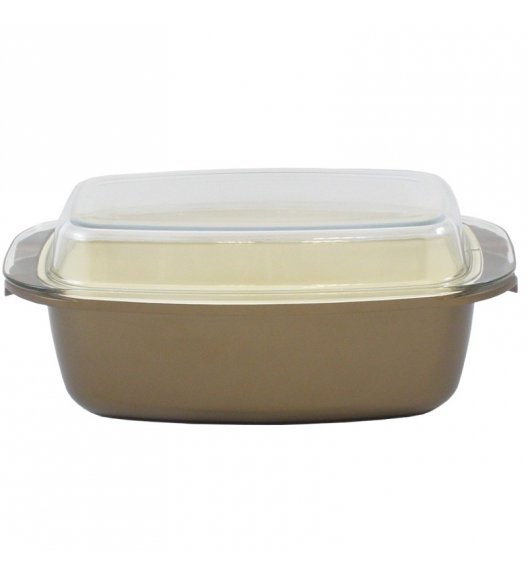 Niemiecki KonigHOFFER Brytfanna ceramiczna 7,7 L ARROSTO
