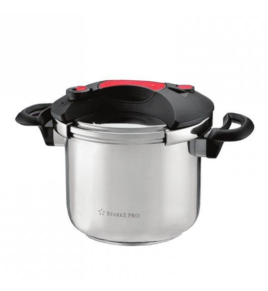 STARKE Szybkowar CALVO 6.0 L + sitko do gotowania na parze / indukcja
