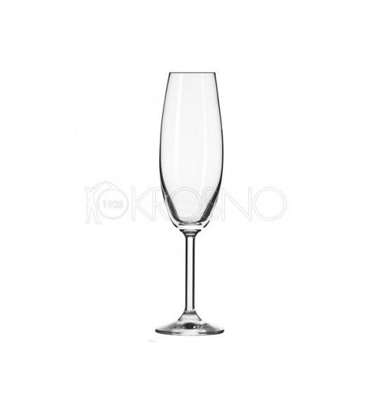 WYPRZEDAŻ! Kieliszki do szampana 6 sztuk Krosno Venezia