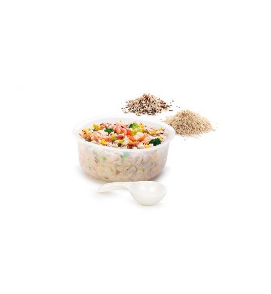 TESCOMA PURITY MicroWave Garnek do przygotowywania ryżu w kuchence mikrofalowej VIDEO