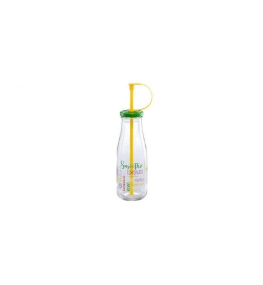TESCOMA myDRINK Butelka do smoothie 400 ml / szkło VIDEO
