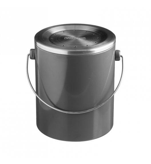 TYPHOON Kompostownik z filtrem neutralizującym zapach 3 l HUDSON, grafitowy / Btrzy