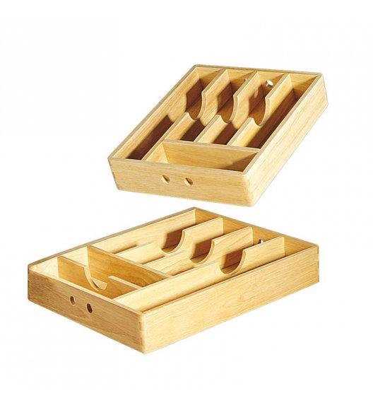CILIO Drewniany wkład na sztućce i przybory kuchenne / FreeForm