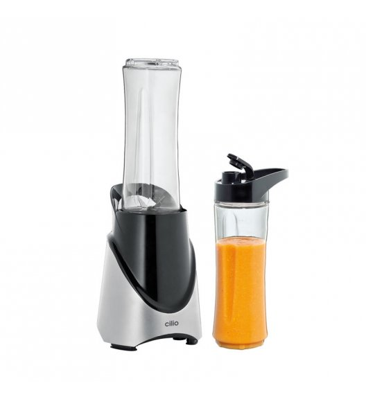 CILIO Blender do koktajli 0,57 l, 2 bidony/ FreeForm