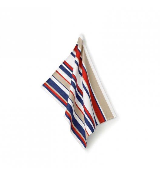 KELA Ściereczka kuchenna FRIDA 70 x 50 cm, pasy / FreeForm