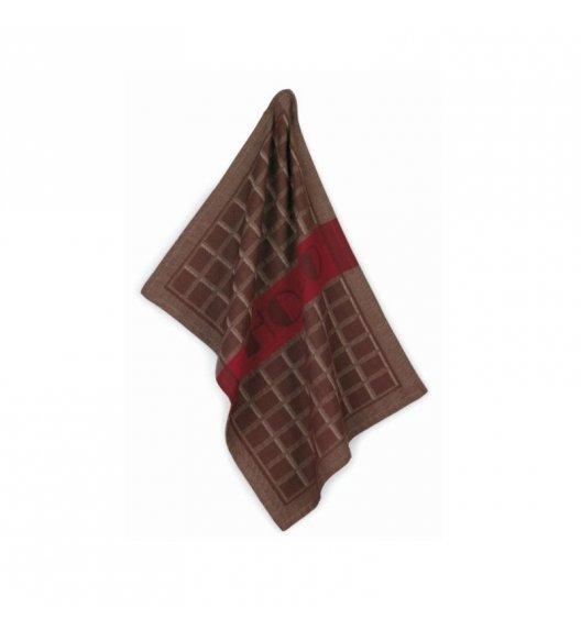 KELA Zestaw 2 ściereczek kuchennych CHOCOLAT 70 x 50 cm / FreeForm