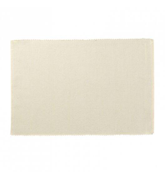 KELA Bawełniana podkładka na stół PUR 48 x 33 cm, beżowa / FreeForm