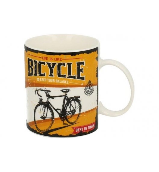 DUO BIKE A Kubek 350 ml / Porcelana