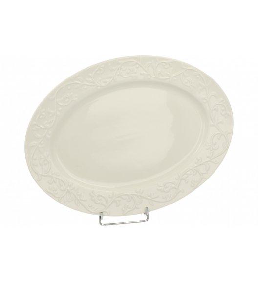DUO HEMINGWAY Półmisek 35 cm owalny / porcelana