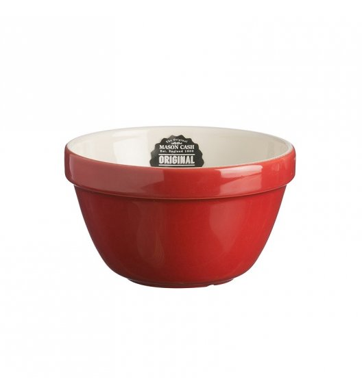 MASON CASH Miseczka do puddingu COLOUR MIX PUDDING BASINS czerwona / Btrzy
