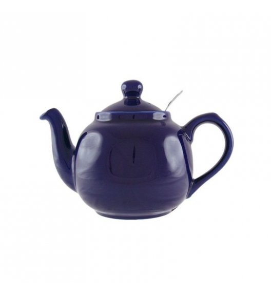LONDON POTTERY Dzbanek do herbaty z filtrem FARMHOUSE FILTER 0,6 l kobaltowy / FreeForm
