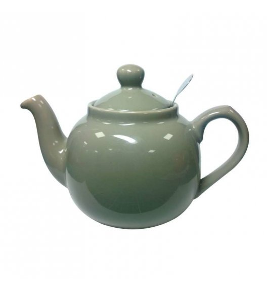 LONDON POTTERY Dzbanek do herbaty z filtrem FARMHOUSE FILTER 1,2 l szary / FreeForm