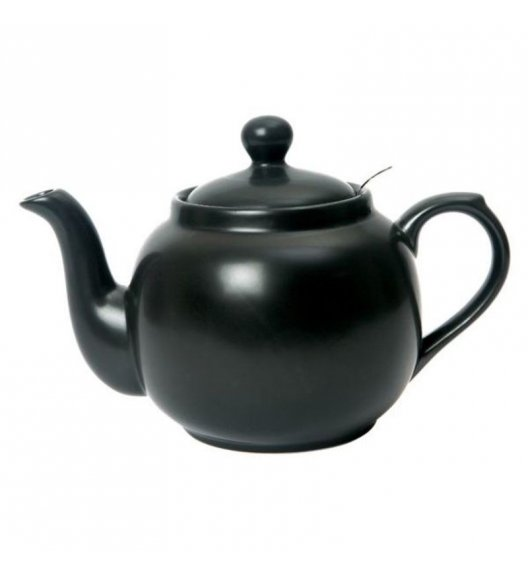 LONDON POTTERY Dzbanek do herbaty z filtrem FARMHOUSE FILTER 1,8 l czarny / FreeForm