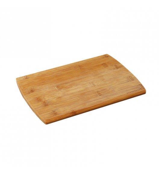 ZASSENHAUS Deska do krojenia z drewna bambusowego 28 × 20 cm / FreeForm