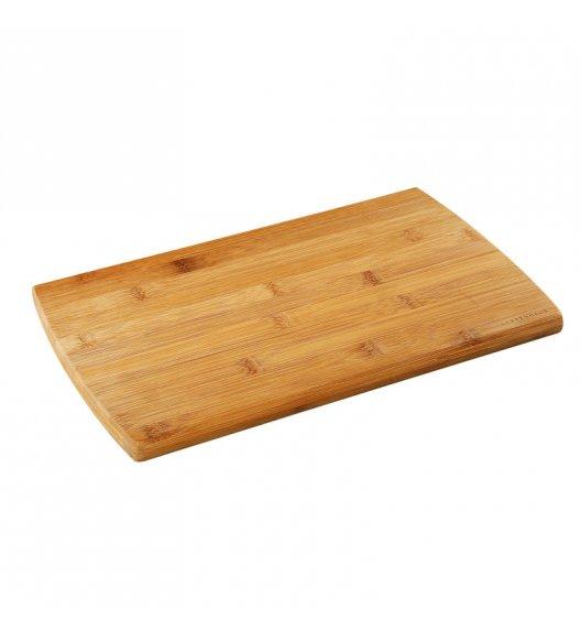 ZASSENHAUS Deska do krojenia z drewna bambusowego 36 × 23 cm / FreeForm