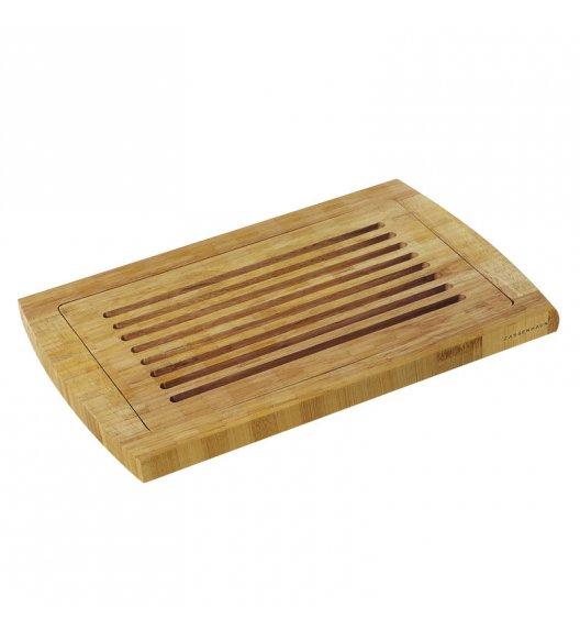 ZASSENHAUS Bambusowa deska do krojenia pieczywa 42 × 28 cm / FreeForm