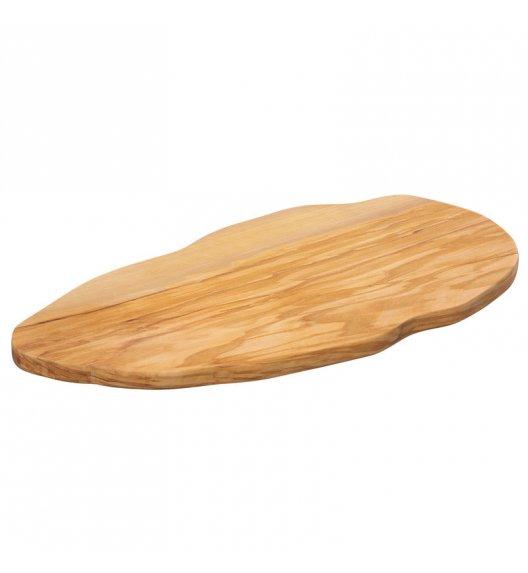 ZASSENHAUS Deska do krojenia z drewna oliwnego 37 x 17 cm / FreeForm