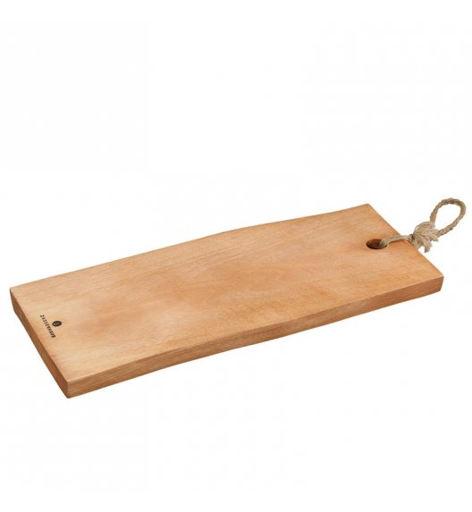 ZASSENHAUS Deska do krojenia z drewna mango 40 x 16 cm / FreeForm