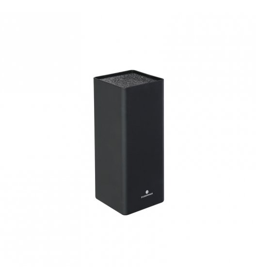 ZASSENHAUS Uniwersalny blok na noże 9 x 9 cm, czarny / FreeForm